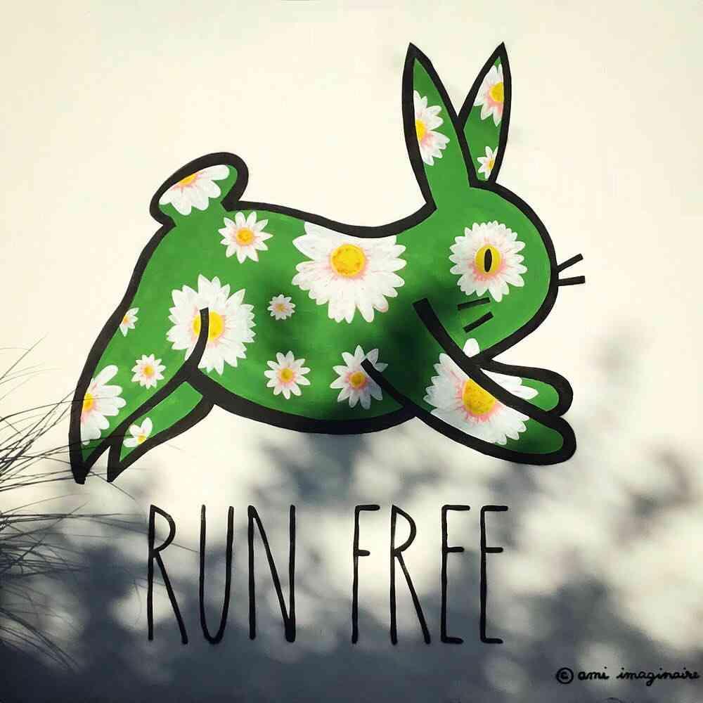 """""""Run Free"""""""