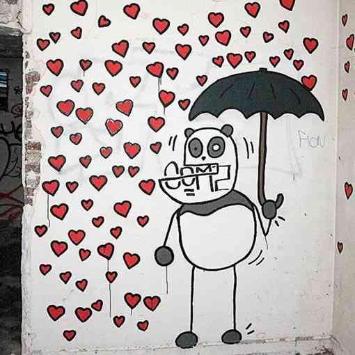"""Panda Love"""