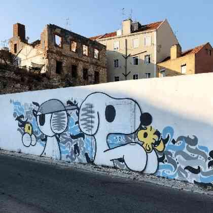 """Dark-Snooopy-Lisbonne-2018"""