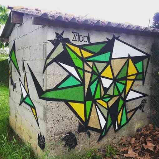 """Eauze-2015-Festival-Street-Art-Magnac"""