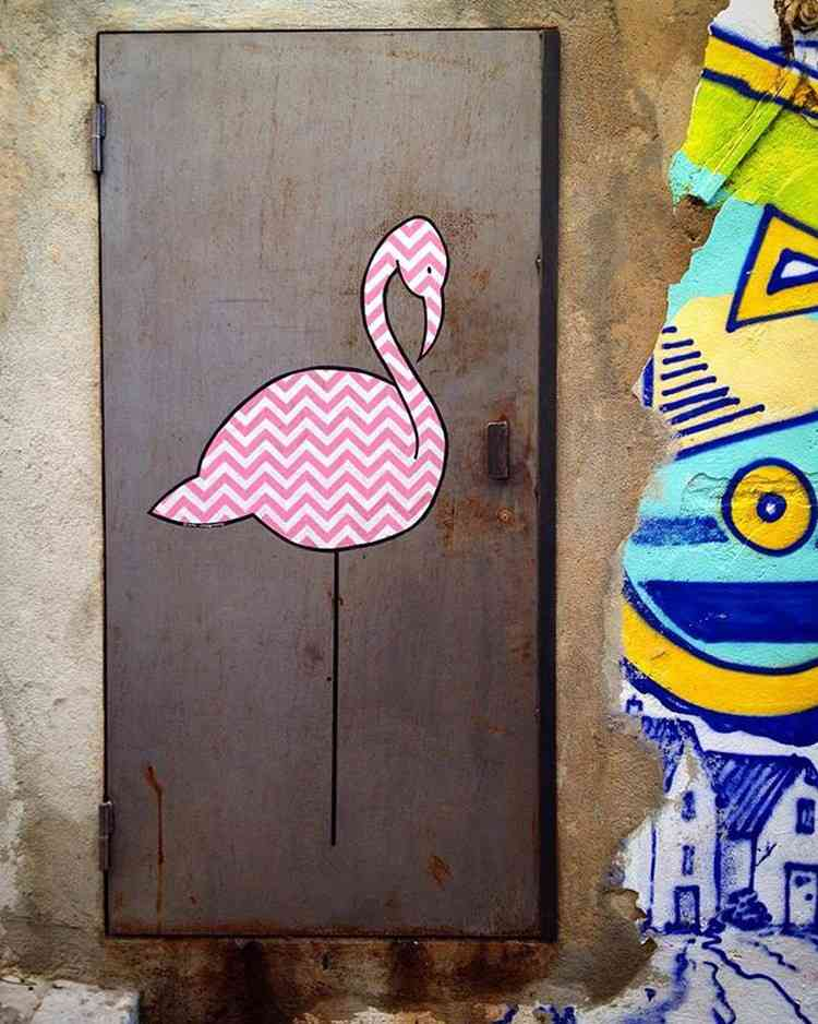 """Flamingo-Marseille"""