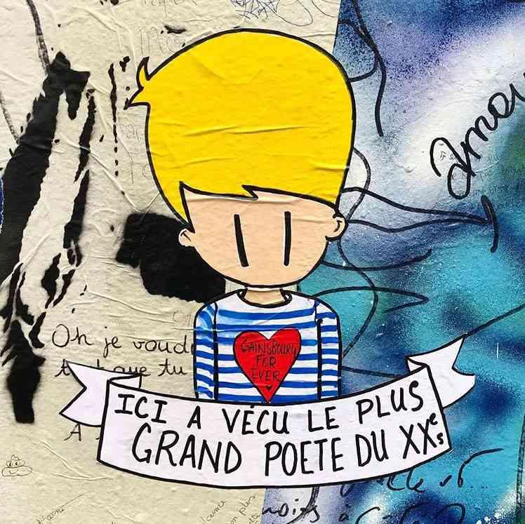 """Jo-Little-Serge-Gainsbour"""