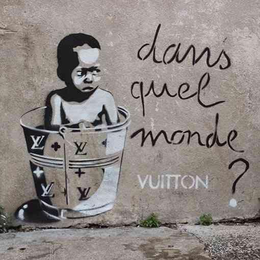 """""""Dans quel monde Vuitton"""""""