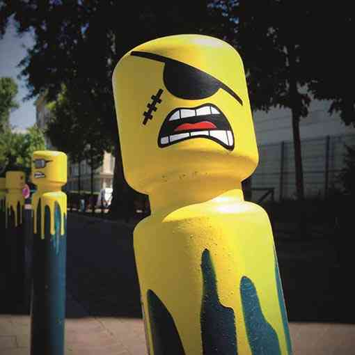 """Le-Cyklop-Pantin-2014-Angry-Pirate-Lego"""