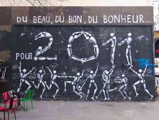 """""""Paris-2011-Du-Beau-du-bon-du-bonheur"""""""