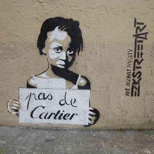 """""""Pas de Cartier"""""""
