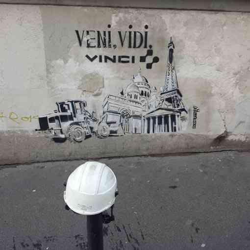 """""""Veni, Vidi, VINCI"""""""