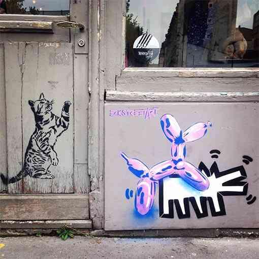 """""""Paris-2015-Koons-me"""""""