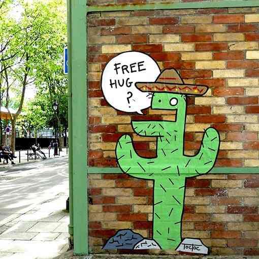 """""""Paris-2016-Free-Hug"""""""