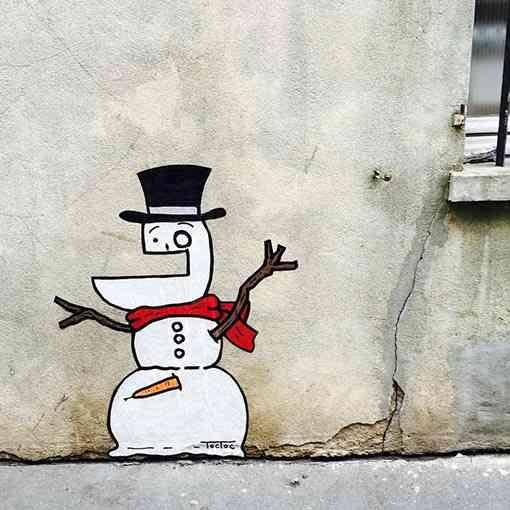 """""""Snow Man"""""""
