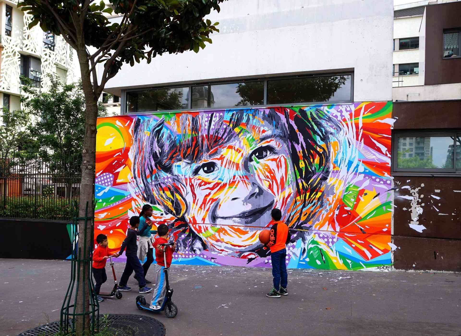 """FESTIVAL GROOVE YOUR WORLD VTR Paris 13 by Jo Di Bona 2016"""