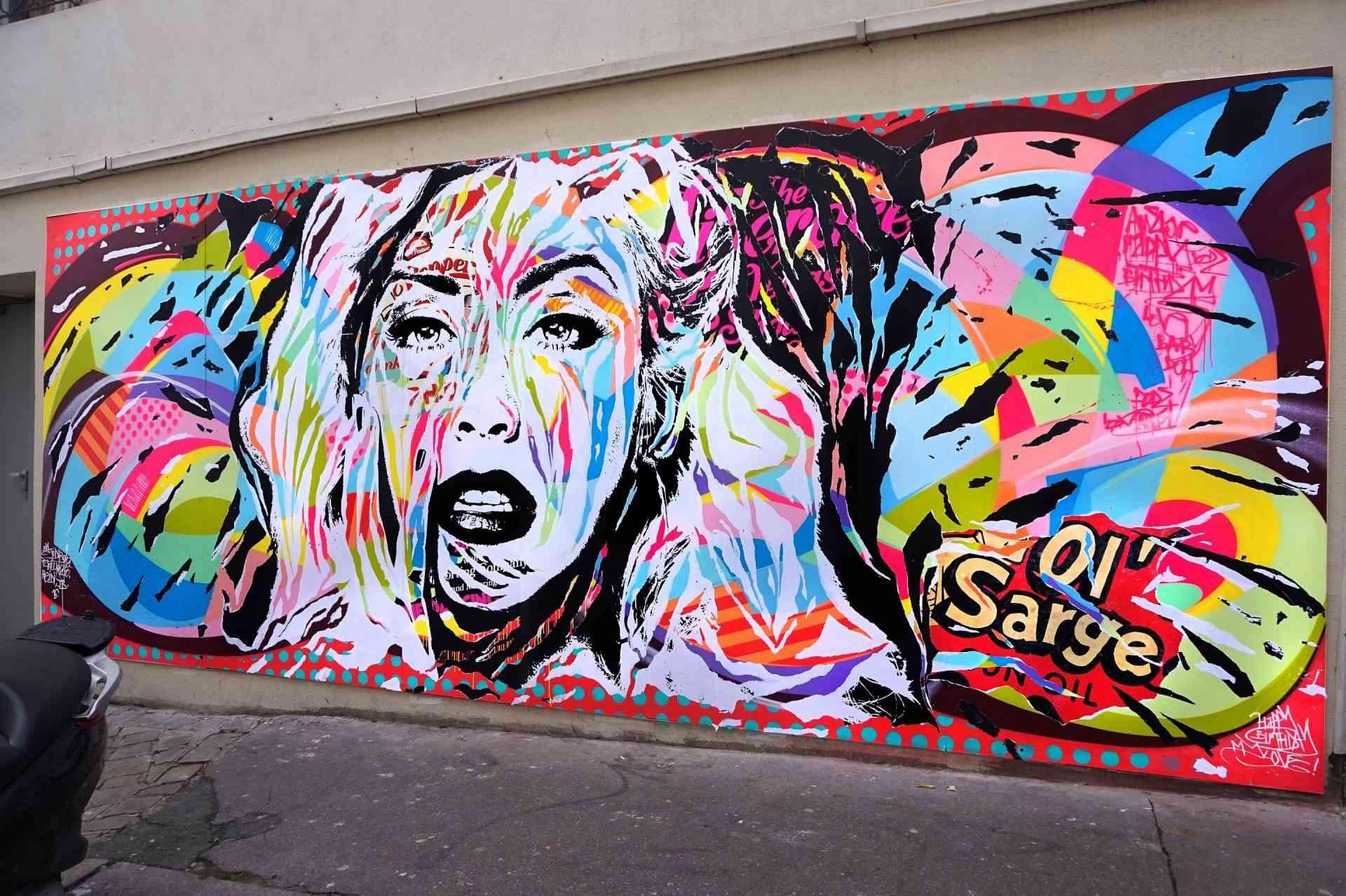 """RUE VÉRON Paris by Jo Di Bona 2016"""