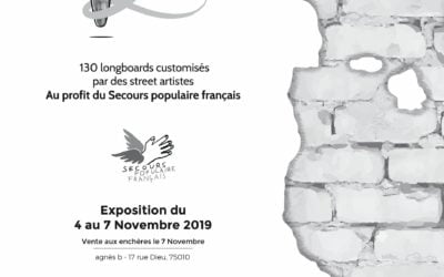 Urban Signature supports Secours populaire Ile-de-France organizing #BoardsToBeSolidaire2 !